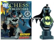 DC Chess Figurine Collection Special #2 Batman Signal Eaglemoss